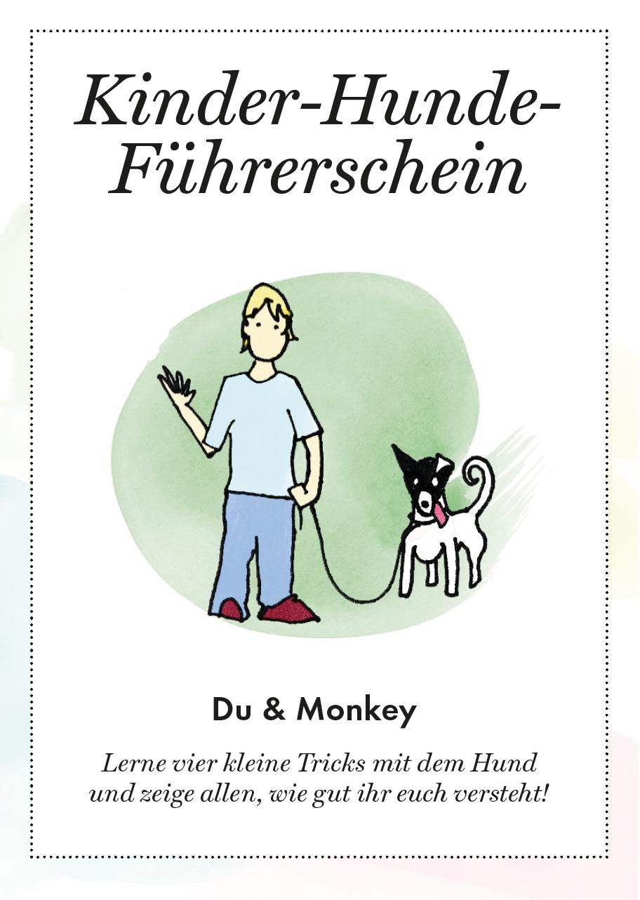 Kinder-Hunde-Führerschein